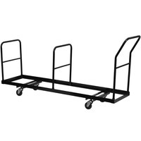 Vertical Folding Chair Truck - Holds 35 Chairs
