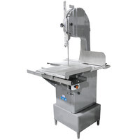 18 1/2 inch x 70 1/2 inch Floor Model Vertical Band Saw with 98 inch Blade - 2 HP, 220V