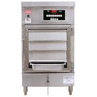 Winston Industries HA8503-04 CVAP Half Size Holding Cabinet - 4 Universal Bins