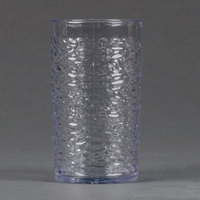 Carlisle 551207 Clear Pebble Optic Tumbler 12 oz. - 24/Case