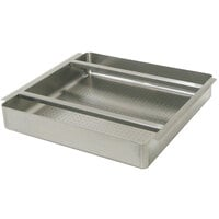 Advance Tabco DTA-100 Pre-Rinse Basket With Welded Slide Bar