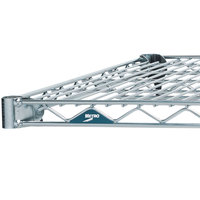 Metro 1472NS Super Erecta Stainless Steel Wire Shelf - 14 inch x 72 inch