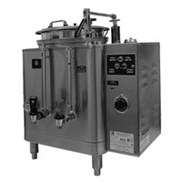 Grindmaster 74110E Single Midline 10 Gallon Fresh Water Coffee Urn - 120/208V