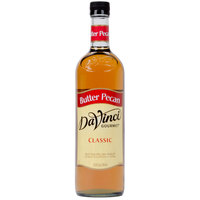 DaVinci Gourmet 750 mL Butter Pecan Classic Coffee Flavoring Syrup