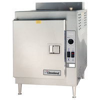Cleveland 21CGA5 SteamCraft Ultra Liquid Propane 5 Pan Countertop Steamer - 70,000 BTU
