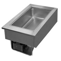 Delfield 8118-EF One Pan Drop In LiquiTec Cooled Cold Food Well