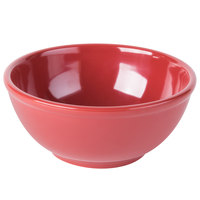Cal-Mil 418-8-64 Cranberry 8 inch Round Melamine Bowl