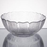 Cardinal Arcoroc 06626 112 oz. Fleur Glass Bowl - 6/Case