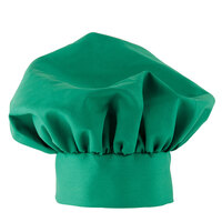 13 inch Green Chef Hat