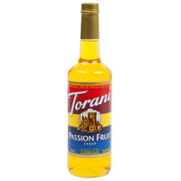 Torani 750 mL Passion Fruit Flavoring / Fruit Syrup