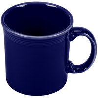 Homer Laughlin 570105 Fiesta Cobalt Blue 12 oz. Java Mug - 12 / Case