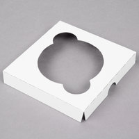 Southern Champion 10002 Cupcake / Muffin Insert - Holds 1 Muffin or Jumbo Cupcake - 200/Case