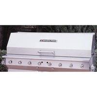 Bakers Pride 21841030 60 inch Stainless Steel Smoke and Roast Roll Top Hood