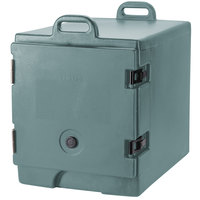 Cambro 300MPC401 Slate Blue Camcarrier Pan Carrier with Handles - Front Load for 12 inch x 20 inch Food Pans