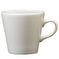 Homer Laughlin American White (Ivory / Eggshell) 6.75 oz. China Kent White Cup 36 / Case