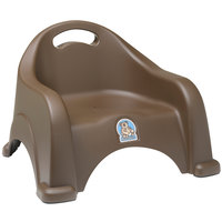 Koala Kare KB327-09 Brown Plastic Booster Seat - 2/Pack