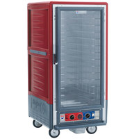 Metro C537-CFC-4 C5 3 Series Heated Holding and Proofing Cabinet - Clear Door