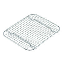 Vollrath Super Pan V 20328 1/3 Size Stainless Steel Wire Grate for Steam Table Pan