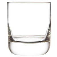 Libbey 2290SR 7 oz. Envy Sheer Rim Rocks Glass - 12/Case