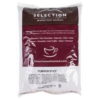 Pumpkin Spice Cappuccino Mix - (6) 2 lb. Bags / Case