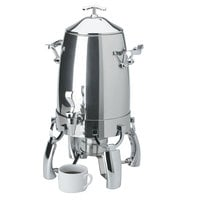 Vollrath 4635310 3 Gallon Somerville Stainless Steel Coffee Urn