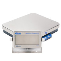 Edlund WRD-10H 10 lb. Wireless Remote Digital Pizza Portion Scale with Foot / Hip Tare