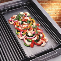 Bakers Pride 21841050-30S 30 inch Ultimate Outdoor Charbroiler Wide In-Line Griddle Plate