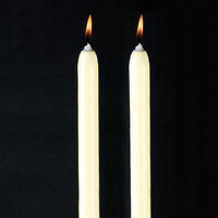 Will &; Baumer 12 inch Ivory Chace Candle - 2/Pack
