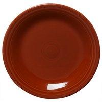 Homer Laughlin 467334 Fiesta Paprika 11 3/4 inch Chop Plate - 4 / Case