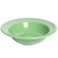 Tuxton CTD-066 Concentrix 9.5 oz. Cilantro China Grapefruit Bowl - 24 / Case