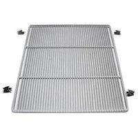 True 882090 White Coated Wire Shelf - 44 3/8 inch x 22 3/16 inch