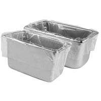 1/4 and 1/3 Size Steam Table Nylon Pan Liner 100 / Box