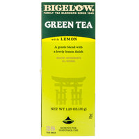 Bigelow Green Tea with Lemon - 28 / Box