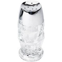 Libbey 5221 1.25 oz. Salt and Pepper Shaker - 4/Pack