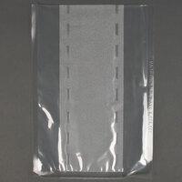 ARY VacMaster 944220 8 inch x 11 1/2 inch FoodFresh VacStrip External Strip Vacuum Packaging Bags - 100/Box
