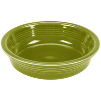 Homer Laughlin 461332 Fiesta Lemongrass 19 oz. Medium Bowl - 12/Case