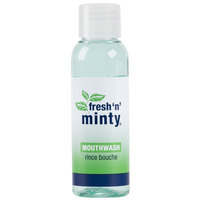 Fresh 'n Minty 1.5 oz. Mouthwash Bottle - 90/Case