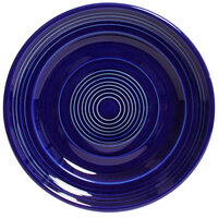 Tuxton CCA-074 Concentrix 7 1/2 inch Cobalt China Plate - 24 / Case