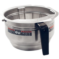 Bunn 34559.0001 Stainless Steel Gourmet C Funnel for CWTF Twin and AXIOM Twin Airpot Brewers