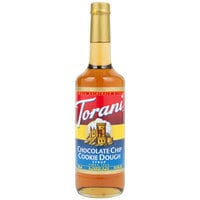 Torani 750 mL Chocolate Chip Cookie Dough Flavoring Syrup