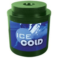 Green Super Cooler I 010 Keg / Beverage Cooler