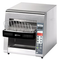 Star QCSe2-500 Conveyor Toaster with 1 1/2 inch Opening and Electronic Controls