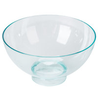 Fineline Tiny Temptations 6208-GRN 2 oz. Green Plastic Tiny Bowl - 200/Case