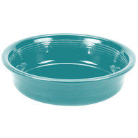 Homer Laughlin 455107 Fiesta Turquoise 2 Qt. Serving Bowl - 4 / Case