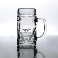 Anchor Hocking Stolzle 04533/708067 Oktoberfest Beer Mug 17.5 oz. - 6 / Case