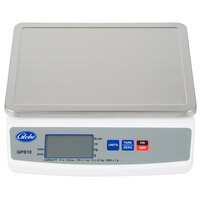 Globe GPS10-4 10 lb. Digital Portion Control Scale - 4/Case