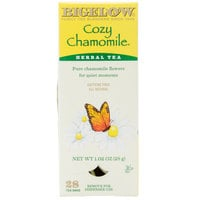 Bigelow Cozy Chamomile Herb Tea - 28 / Box