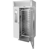 Traulsen TBC2HR-2 Spec Line 2 Rack Remote Cooled Roll Through Blast Chiller - Right Hinged Doors