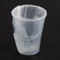 Choice 9 oz. Translucent, Individually Wrapped Cups - 1000 / Case
