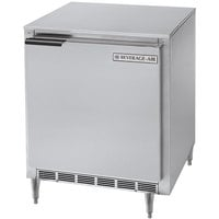 Beverage Air UCF27 27 inch Undercounter Freezer - 6.2 Cu. Ft.